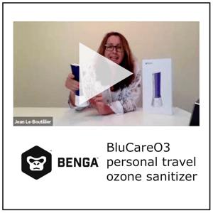 Benga Blu Care O3 - Semi Finalist June 2020
